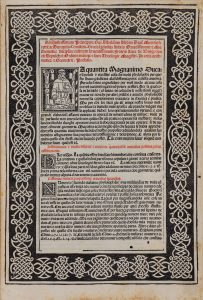 Luca Pacioli, Suma de Arithmetica Geometria Proportioni & Proportionalita, Venezia, Paganino de Paganini, 10 - 20 novembre 1494. Venduto per € 526.200,00. Asta 32 – 20/06/2019, lotto 507