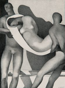 A. Wildt, Deposizione