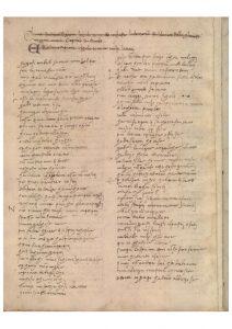 Rerum vulgarium fragmenta – Senshu University, ms. 21