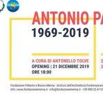 Antonio Passa 1969   2019