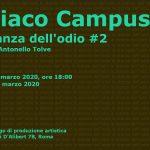 CIRIACO CAMPUS La stanza dell'odio #2