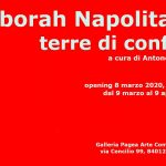 Deborah Napolitano TERRE DI CONFINE