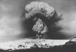 1918 Eruzione del vulcano Katla