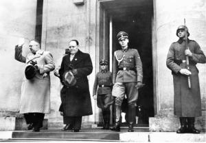Berlino, 1940 - Gunnar Gunnarsson dinnanzi al Cancellierato