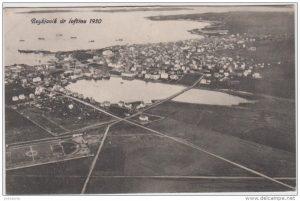 Reykjavík nel 1920
