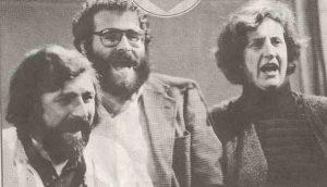 Giovanna Marini con Francesco Guccini