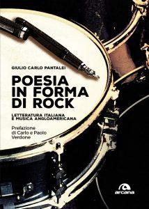 G. Pantalei, Poesia in forma di Rock. Letteratura italiana e musica angloamericana, prefazione di Carlo e Paolo Verdone, Arcana, Roma 2016, II ed.