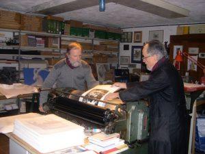 Scegliere il legno per fare arte. Maria Gioia Tavoni a tu per tu con Gianfranco Schialvino e Gianni Verna
